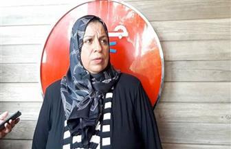 رئيسة حي غرب المنصورة تكشف تفاصيل مقطع الاعتداء عليها أثناء عملها