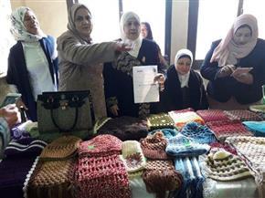 افتتاح معرض الأسر المنتجة للأشغال اليدوية بالشرقية