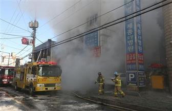 31 قتيلا جراء حريق داخل مستشفى بكوريا الجنوبية