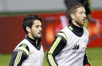 غياب ايسكو وراموس عن مباراة ريال مدريد وفالنسيا