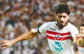 """مرتضى منصور: """"أبو ريدة"""" سبب احتراف علي جبر في الدوري الإنجليزي"""