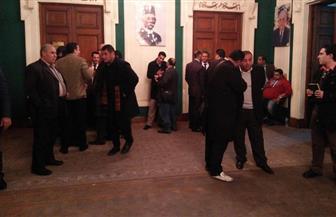 """بدء توافد أعضاء """"عليا الوفد"""" للتصويت على قرار خوض الحزب انتخابات الرئاسة"""