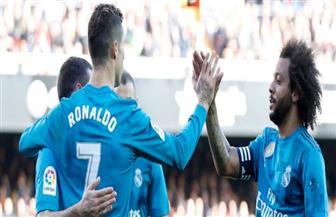 ريال مدريد يكتسح فالنسيا برباعية فى عقر داره بالدوري الإسباني