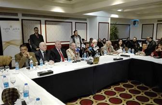 مشايخ القبائل العربية: الأحزاب السياسية  مسئولة عن العمل السياسي