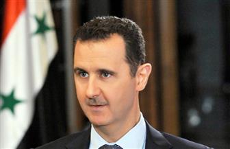 بشار الأسد يزور مواقع الجيش في الغوطة الشرقية