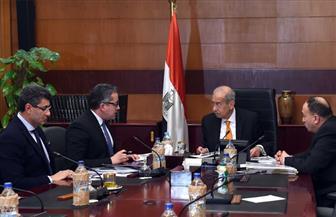 رئيس الوزراء يؤكد أهمية انتظام التدفقات المالية الخاصة بالمتحف المصري الكبير   صور