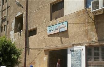 انهيار شرفة مبنى وحدة تضامن بالغربية يتسبب في مصرع سيدة وإصابة 4 آخرين