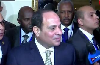 الرئيس السيسي يبعث برسالة طمأنة لشعوب مصر والسودان وإثيوبيا بشأن ملف المياه