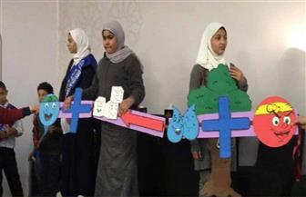 """""""صديقتي الشجرة"""" مسرحية  لمجلة نور للأطفال بجناح الأزهر بمعرض الكتاب   صور"""