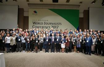 مؤتمر الصحفيين العالمي يبحث دورهم في نزع السلاح النووي في شبه الجزيرة الكورية