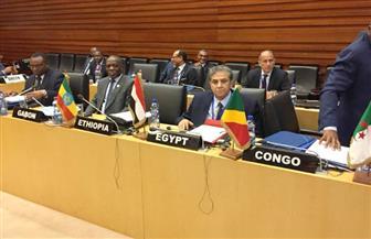 وزير البيئة يشارك في اجتماع لجنة رؤساء الدول الإفريقية للمناخ بإثيوبيا وتوصية بالعضوية الدائمة لمصر