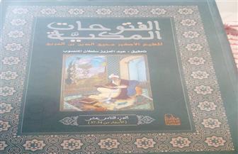 """حاتم ربيع: """"الفتوحات المكية"""" لابن عربي أكثر إصدارات """"الأعلى للثقافة"""" مبيعا   صور"""