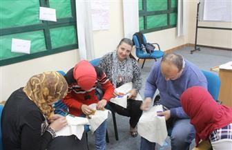 ورش الحرف بقرى المنيا تواصل فعالياتها في مشروع تنمية جنوب الوادي | صور