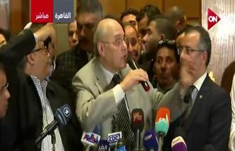 موسى مصطفى: برنامجي الانتخابي يتضمن كل النواحي الاقتصادية والاجتماعية
