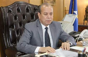 محافظ كفر الشيخ يحيل 77 موظفا بالوحدة المحلية لمدينة فوة للتحقيق