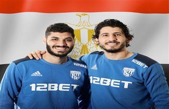 علي جبر: فرصة اللعب في الدوري الإنجليزي غير قابلة للرفض وأشعر بالراحة للعب مع حجازي