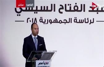 """أبوشقة: ليس مقبولا أو مسموحا لأى مسئول بالدولة أن يؤدي دورًا في حملة """"المرشح السيسي"""""""