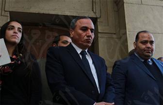 نقيب الصحفيين: إبراهيم نافع صانع الإمبراطورية الاقتصادية للأهرام | صور