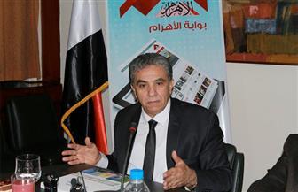 """في ندوة """"بوابة الأهرام""""مع وزير البيئة..""""سلامة"""" يصف """"فهمي"""" بالذكي.. و""""الدسوقي"""": الوزارة مهضومة الحق"""
