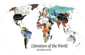 """تعرف على خريطة العالم الأدبية واختيارات القرّاء للرواية """"النموذجية"""" في كل دولة"""