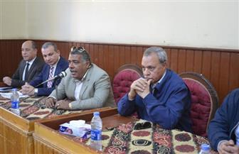 بدء تطوير 19 منطقة عشوائية بمدن محافظة قنا  صور