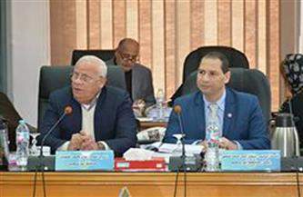 فى حضور محافظ بورسعيد.. مجلس الجامعة يمنح الدكتوراه والماجستير لـ 26 باحثًا | صور