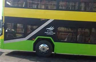 أتوبيس بطابقين.. نقلة حضارية للنقل العام بالقاهرة لمواجهة الأزمة المرورية | صور
