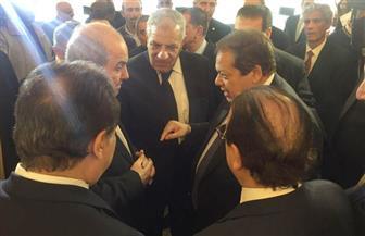 أبو العينين: مصر تشارك بقوة فى إعادة إعمار العراق