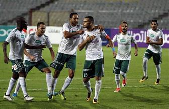 المصري يتأهل لدور الـ32 الإضافي بعد التعادل سلبيا مع سيمبا