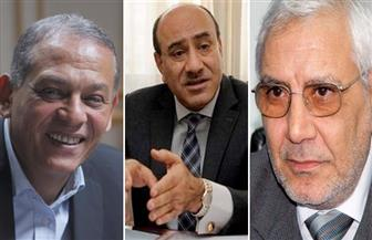بلاغات تتهم أبوالفتوح وجنينة وحجي والسادات وحسني بالتحريض على مقاطعة الانتخابات