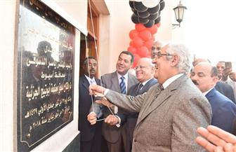 افتتاح مجمع محاكم أبوتيج بتكلفة 18 مليون جنيه | صور