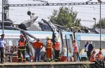 تصادم قطار يقل مشرعين جمهوريين أمريكيين مع شاحنة خارج واشنطن