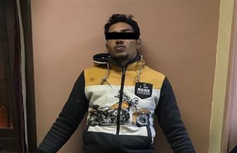 ضبط المتهم بإطلاق النار على مقهى في سنورس وبحيازته سلاح ناري| صور