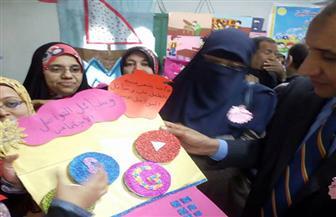 المعاهد الأزهرية تفتتح معرضًا لرياض الأطفال بالمعادي | صور