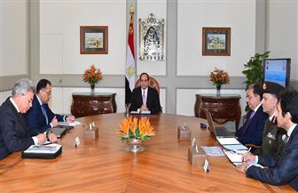 الرئيس السيسي يوجه بمواصلة جهود تحديث وتطوير القطاع الصحي في مصر بشكل شامل