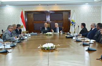 وزير التنمية المحلية ومحافظ جنوب سيناء يبحثان تطوير مدخل سانت كاترين