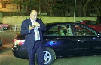 قيادات الصحفيين العرب ونقابة الصحفيين المصرية يؤدون واجب العزاء في وفاة الراحل إبراهيم نافع