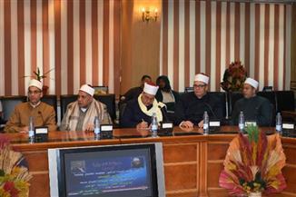 وزير الأوقاف يدعو أئمة الشرقية للمشاركة في القوافل الدعوية لمحاربة الإرهاب | صور