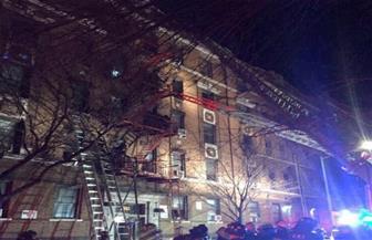 ارتفاع حصيلة ضحايا حريق برونكس بنيويورك إلى 13 قتيلا