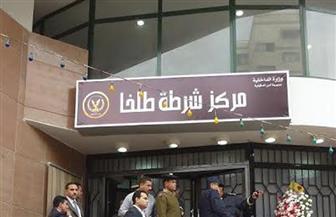"""""""صاعق ذباب"""" يتسبب بحريق في مسجد بطلخا"""