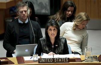 نيكي هايلي تحث مجلس الأمن على التحرك ضد إيران