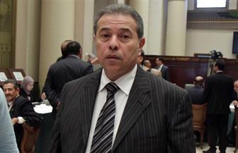 حجز طعن توفيق عكاشة على حكم حبسه في تزويره شهادة الدكتوراه للحكم