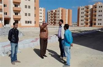 محافظ البحر الأحمر: الانتهاء من مساكن الروضة الجديدة بالغردقة قريبا