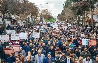 أنصار الحكومة الإيرانية يخرجون في مسيرات حاشدة