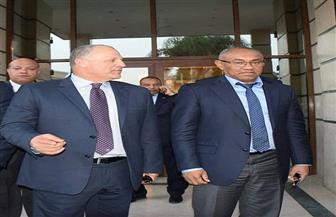 رئيس الاتحاد الإفريقي: أبوريدة سبب إنجازات الكرة المصرية