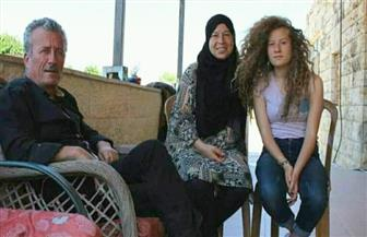 عهد التميمى تسجل للدراسة داخل السجن الإسرائيلى..ووالدها ووالدتها يتبادلان رسائل الأمل خلف القضبان | صور
