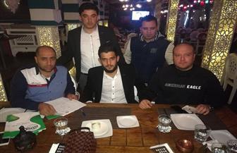 إنهاء تأشيرة لاعب المصري الجديد للمشاركة في السوبر أمام الأهلي