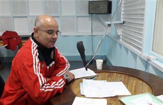 """عبدالقادر إبراهيم يبدأ تقديم """"30 دقيقة رياضة"""""""
