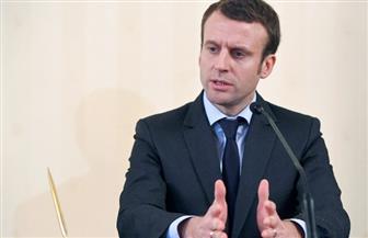 ماكرون يؤكد لوفد فلسطيني الموقف الفرنسي المؤيد لحل الدولتين