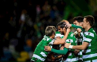 سبورتنج لشبونة يواصل انتصاراته في الدوري البرتغالي ويهزم جل فيسنتي